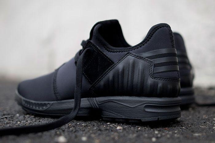Adidas Zx Flux Plus Core Black5