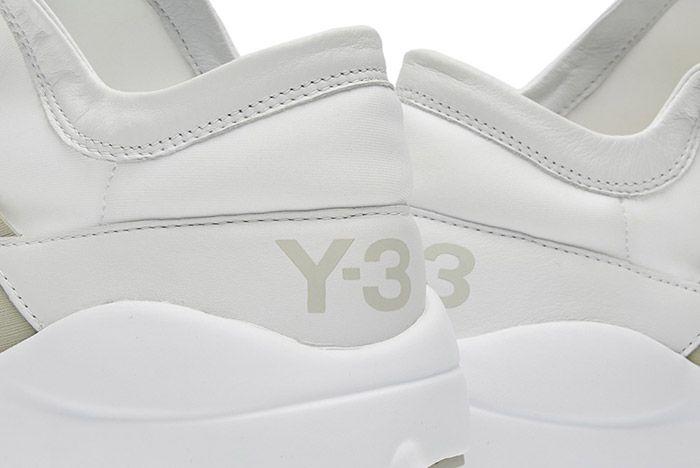 Adidas Y 3 Future Low White 2