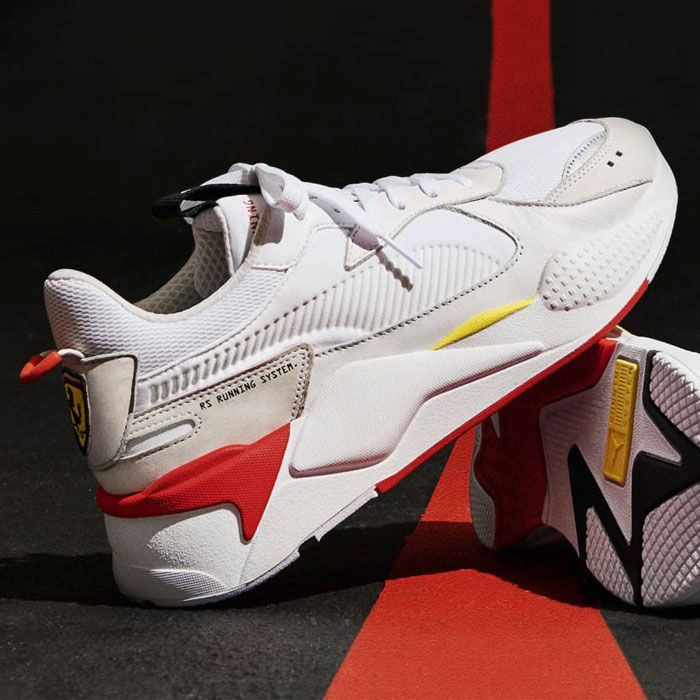 PUMA Debut the RS-X 'Scuderia Ferrari' - Sneaker Freaker