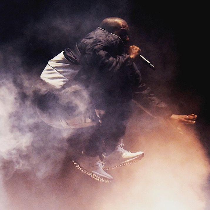 Kanye West Billboard Music Awards Performance Live Video