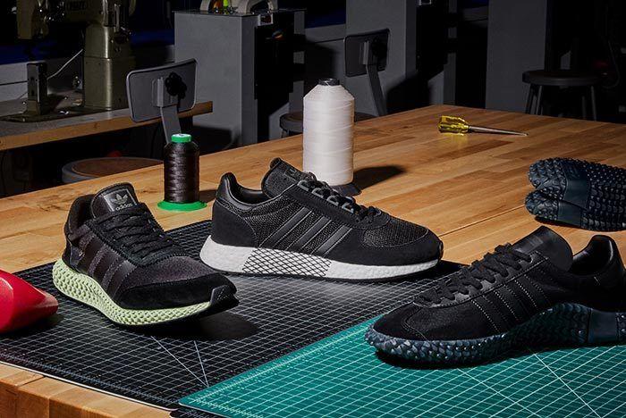 Adidas Never Made Black 11