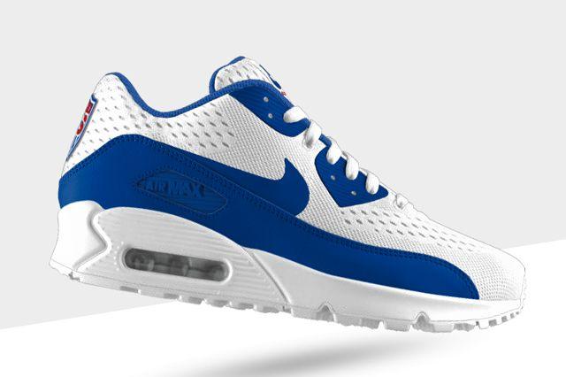 Nike Id – Air Max 90 Em National Pack 7