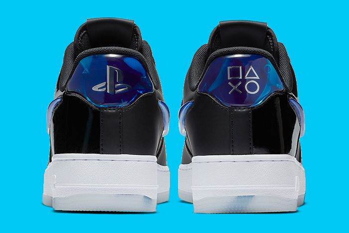 Playstation Nike Air Force 1 Official Images 1