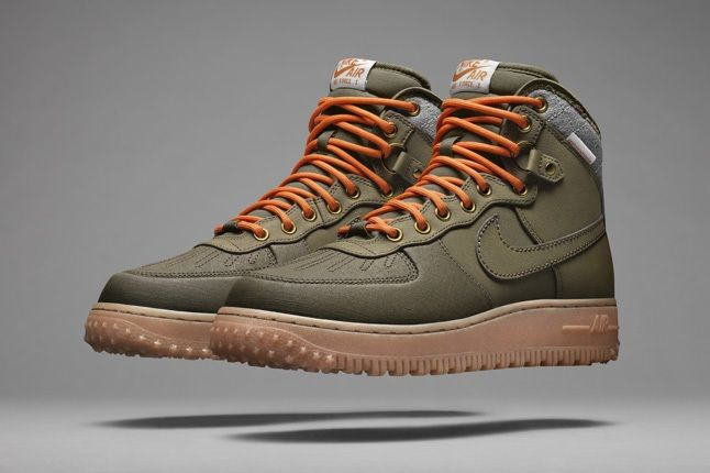 Nike Snearboots 2013 Af1 Duckboot 4