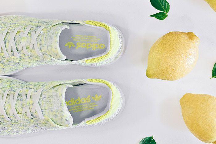 Adidas Stan Smith Pk Solar Yellow 1