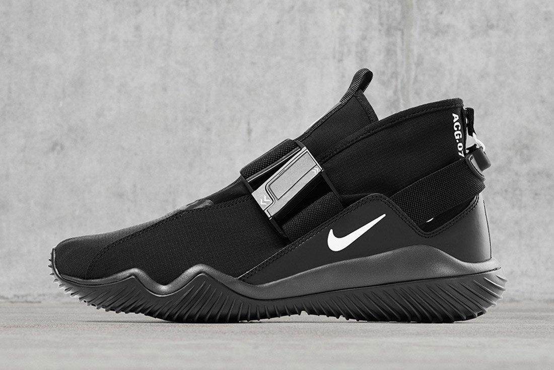 Material Matters Nike Acg Tech 07 Kmtr Black 1
