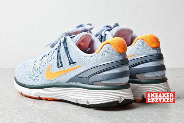 Nike Lunarclipseplus 3 Light Armory Total Orange 4 1