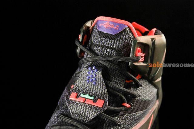 Nike Le Bron 12 Instinct 4
