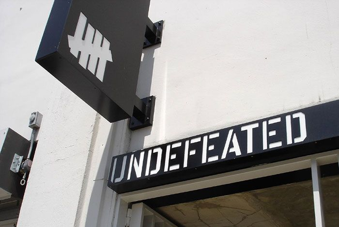 Undefeated Labrea