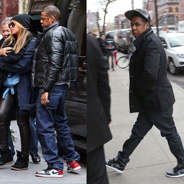 Jay Z Sneaker Style 12
