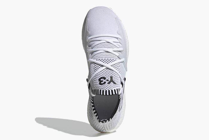 Adidas Y 3 Ratio Racer Footwear White 3