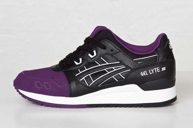 Asics Gl3 50 50 Purple Black Sns Bump 4