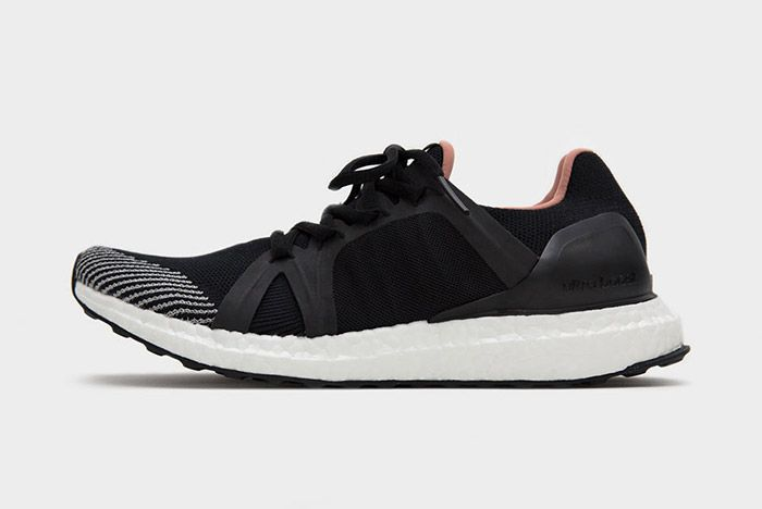 Stella Mccartney Adidas Ultra Boost Black 2016 1