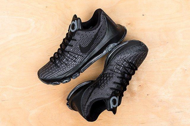 Nike Kd 8 Blackout