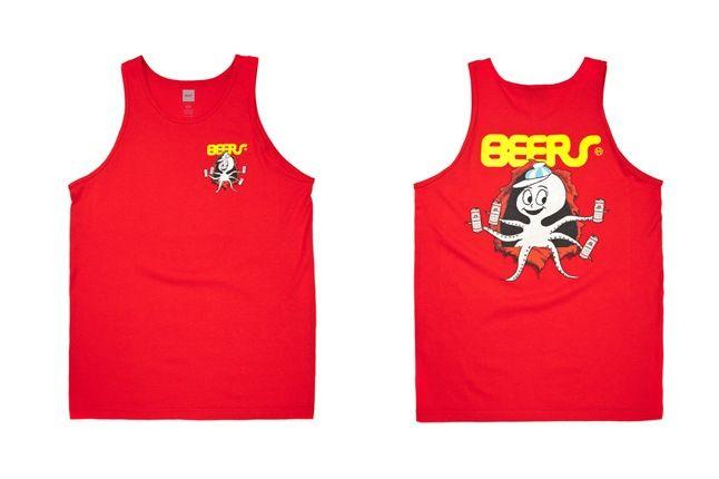 Huf Summer 2013 Collection Second Installment Tshirt Split 2 1
