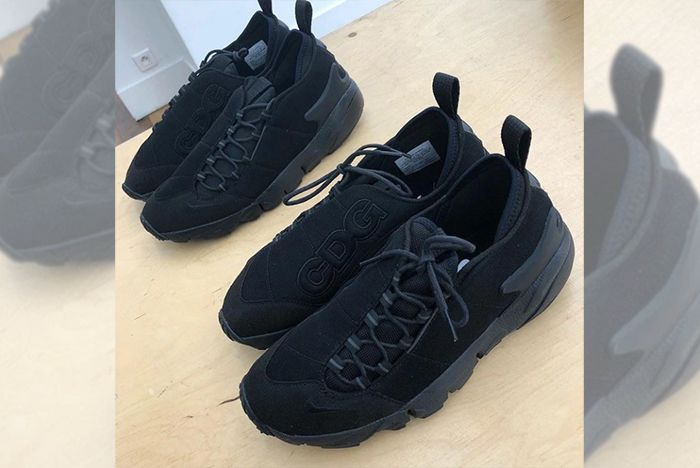 Nike Cdg Footscape