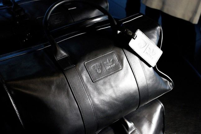 Adidas Kith Party Brooklyn Leather Bags 1