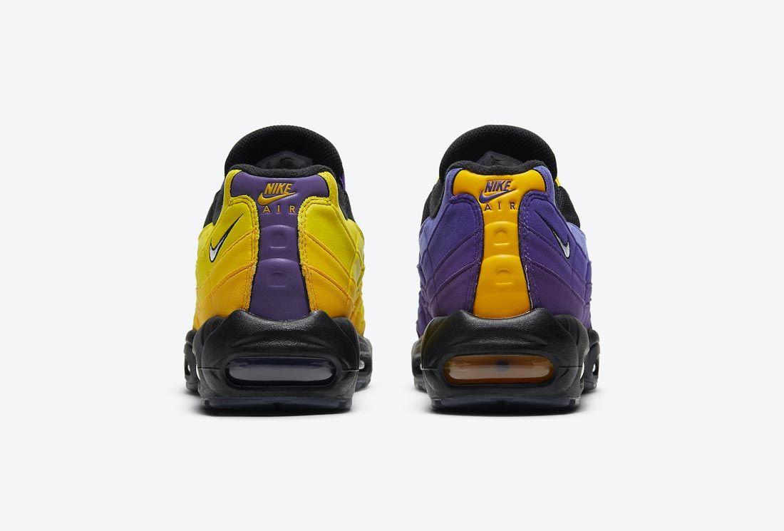 LeBron James x Nike Air Max 95