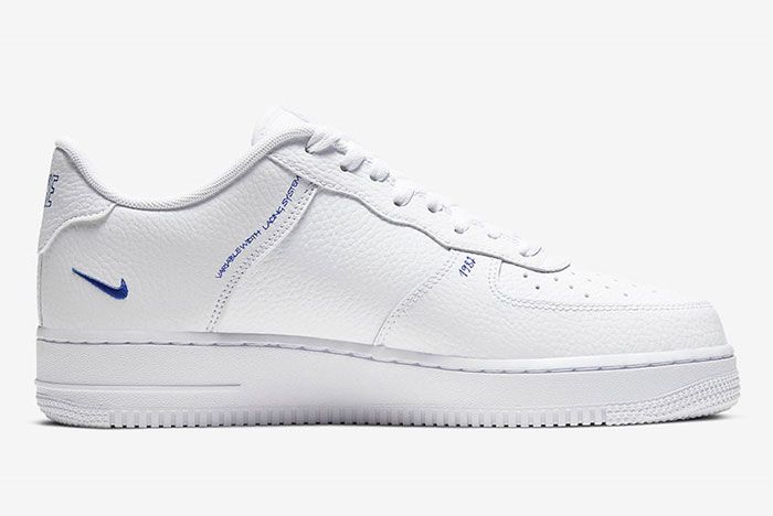 Nike Air Force 1 Sketch To Shelf Right