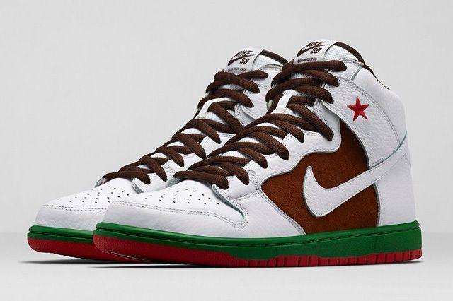 Nike Sb Dunk Hi 13Th State Bump 6