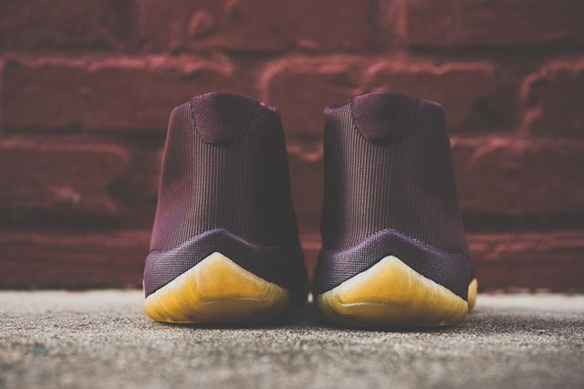 Air Jordan Future Deep Burgundy Bump 1