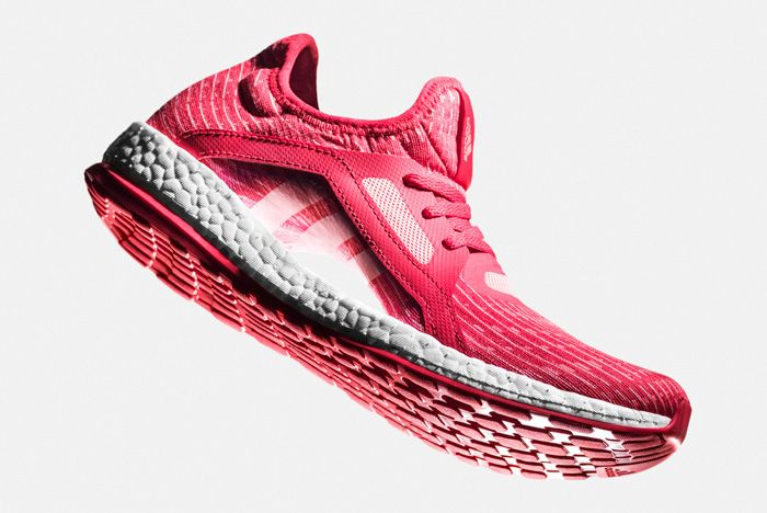 Adidas Pure Boost X Wmns Red6