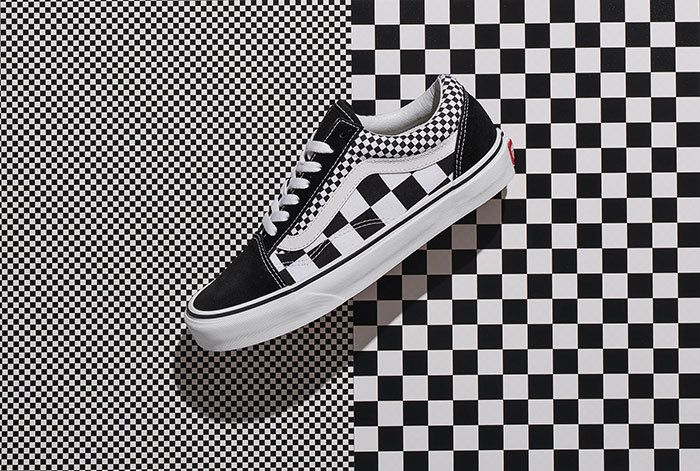 Vans Checkboard Collection 4