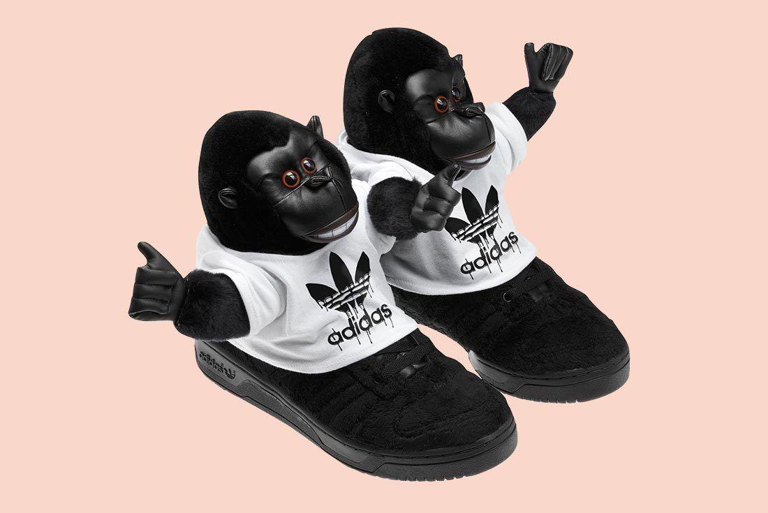 Adidas Jeremey Scott Gorilla