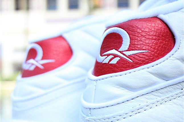 Reebok Question Red Toe 09 1