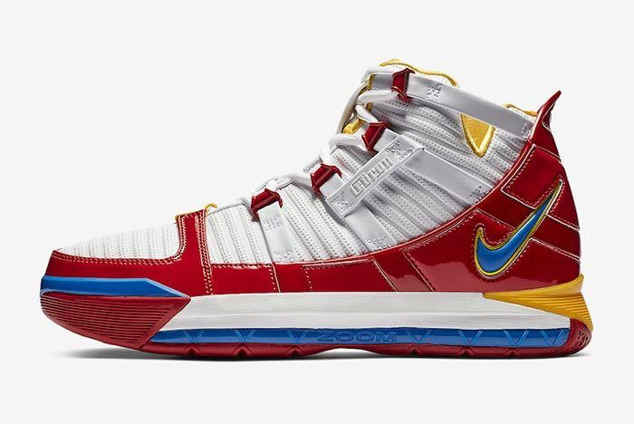 Nike Lebron 3 Superbron 2