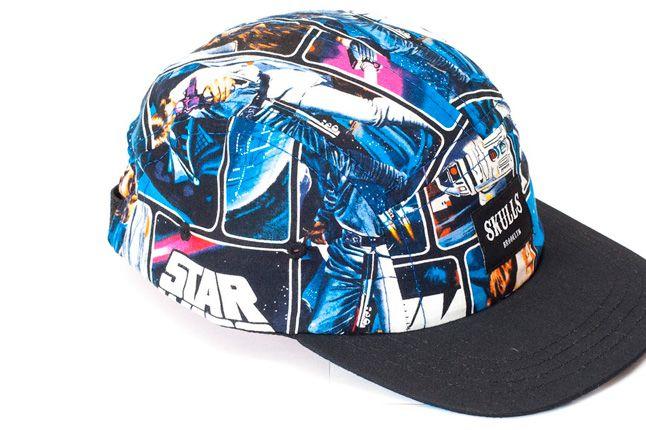 Skulls Star Wars Cap Jedi 1