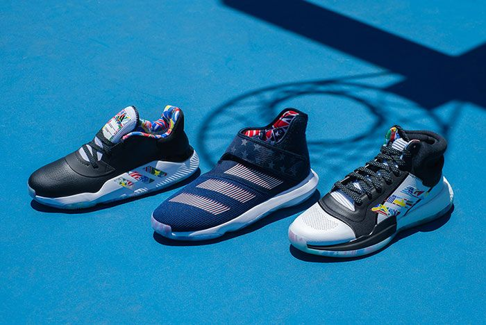 Adidas Fiba Ball Around The World Collection Group