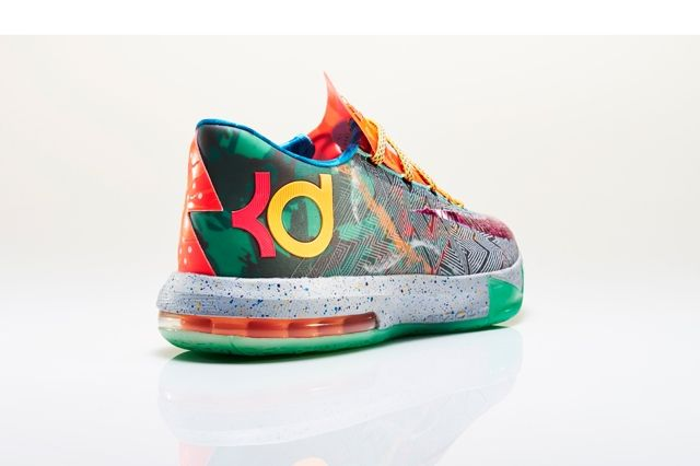 Nike What The Kd Vi 1