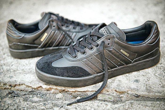 Adidas Busenitz Vulc Rx Black 2