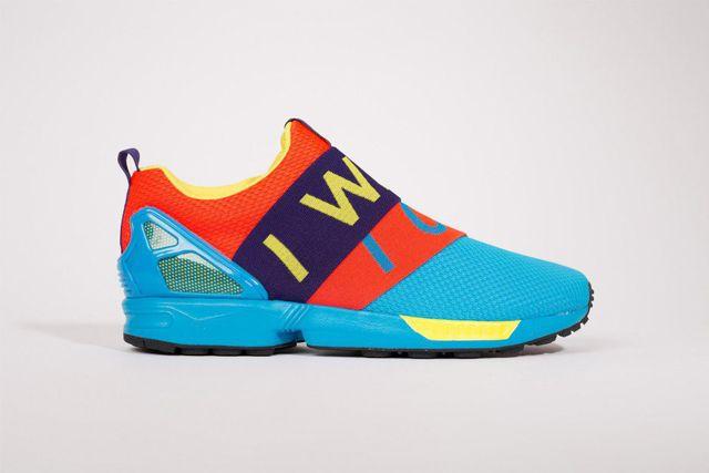 Adidas Zx Flux Slip On 7