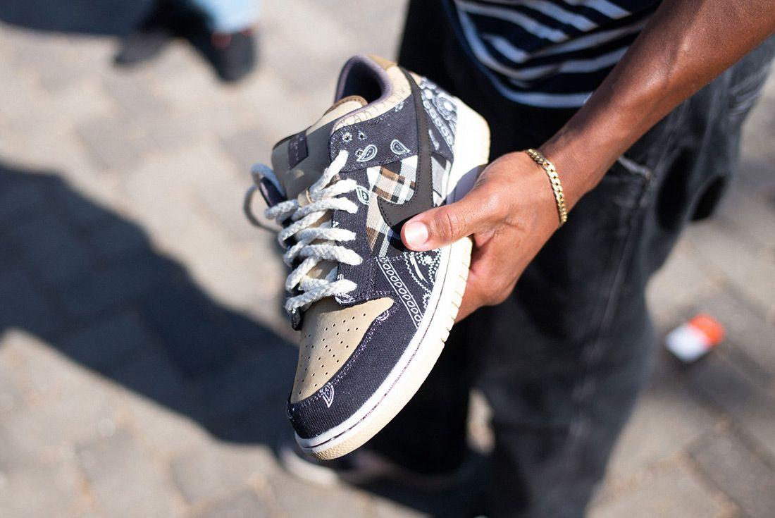 Nikesb Travis Scott Dunk Where To Buy
