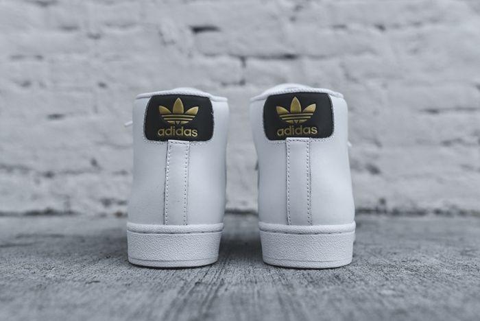 Adidas Originals Pro Model Og White Black 5