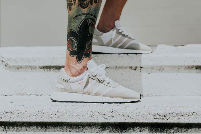Adidas Iniki Runner Pearl Grey 1