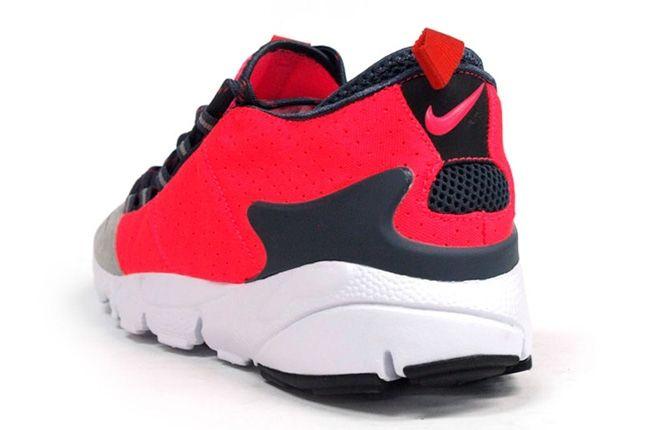 Nike Air Footscape Motion Grey Infra Heel Quarter 1