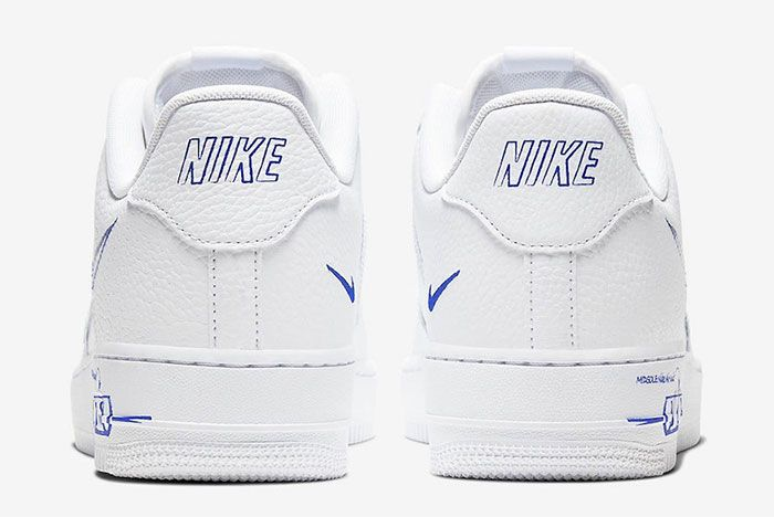 Nike Air Force 1 Sketch To Shelf Heel