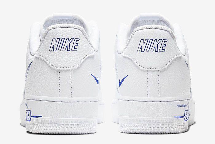 Nike Air Force 1 Sketch To Shelf Heel