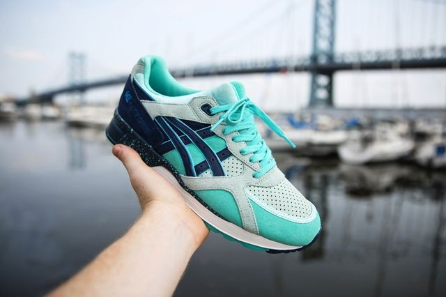 Ubqi Asics Gel Lyte Speed Cool Breeze 3