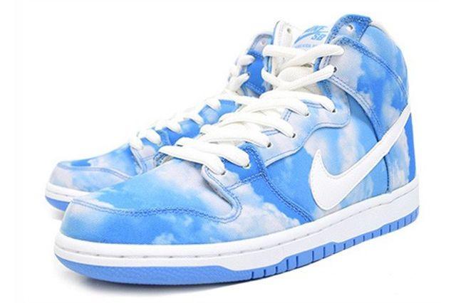 Nike Sb High Blue Sky