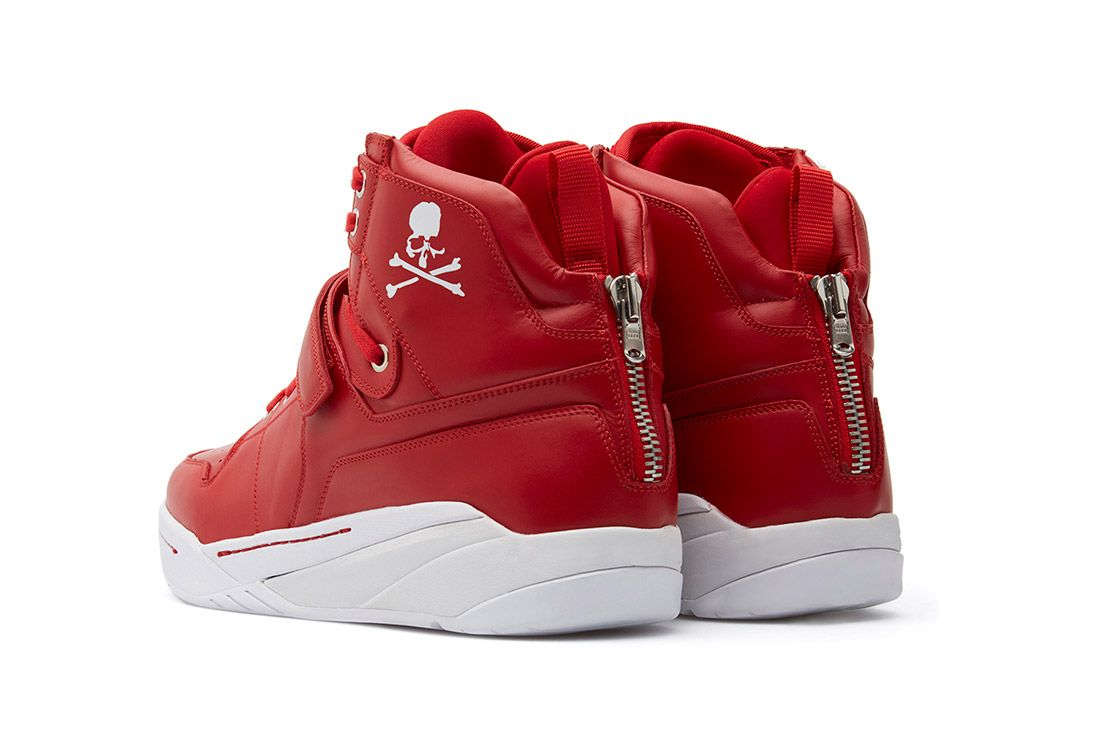 Search Ndesign X Mastermind Ghost Sox Sneaker Freaker Red 8