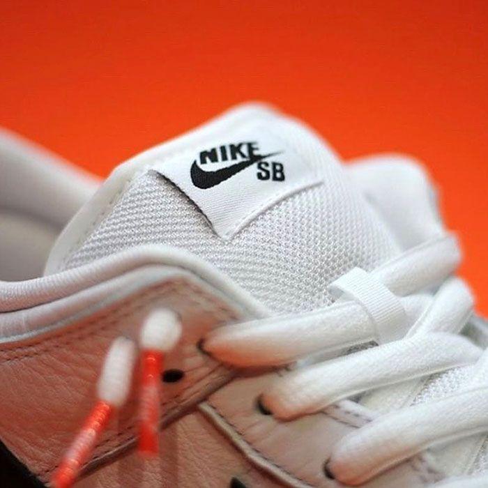 Nike Sb Dunk Low Orange Label White Tongue