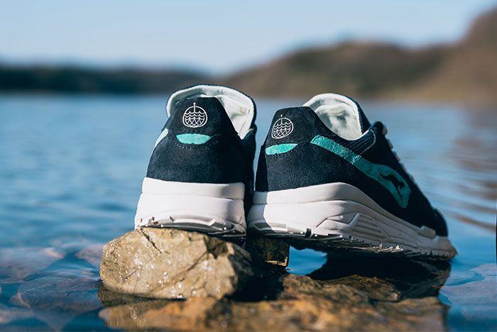 Bracenet Kangaroos Omnirun Ocean 72 Pair4 Heel