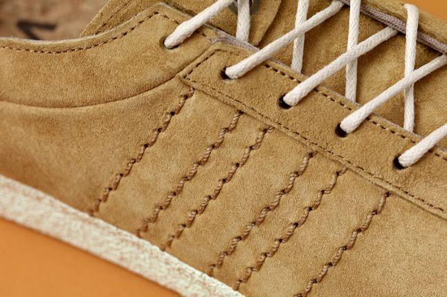 Adidas Consortium Gazelle Vintage Woodwood Stripes 1