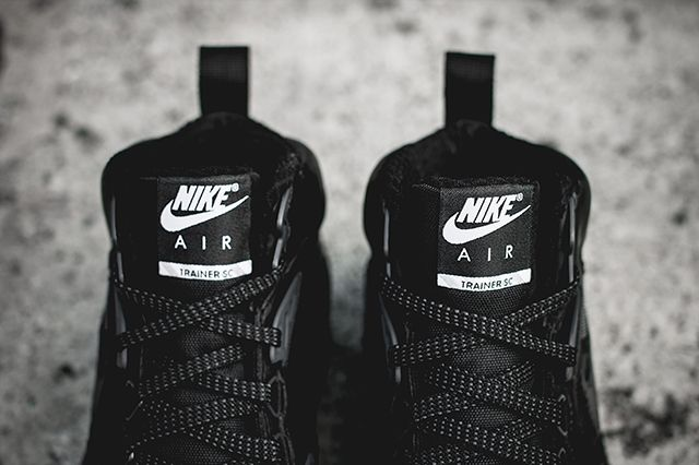Nike Air Trainer Sc High Sneakerboot Black 4