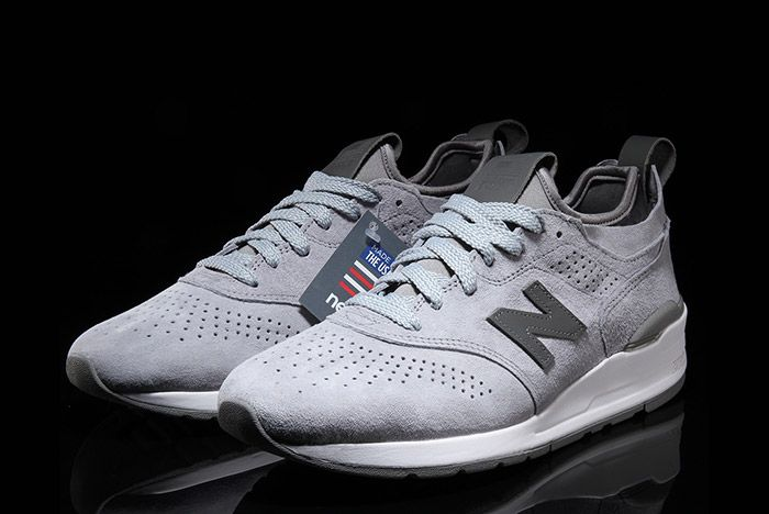 New Balance 997 Deconstructed Grey 7