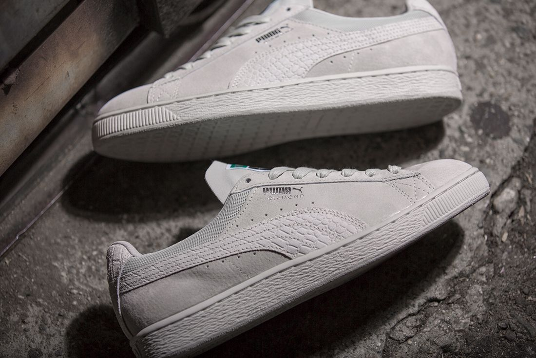 Diamond Supply Co X Puma Classic Suede Collection6